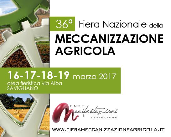 Fiera Meccanizzazione Agricola