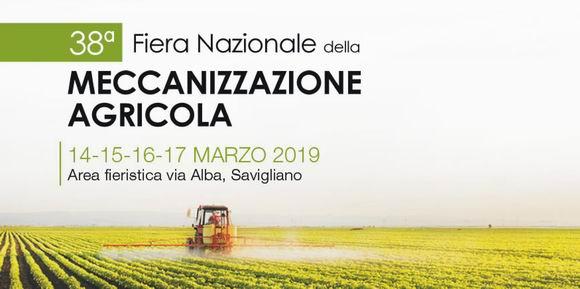 Fiera Meccanizzazione Agricola 2019