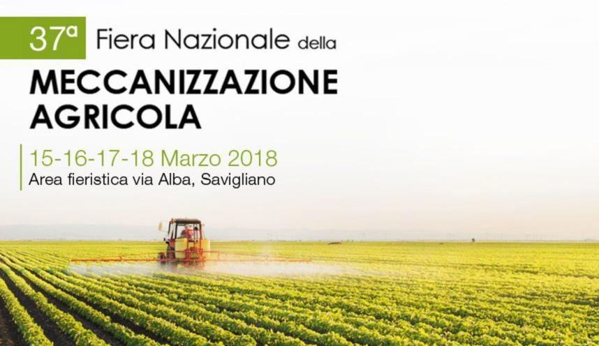 Meccanizzazione Agricola 2018