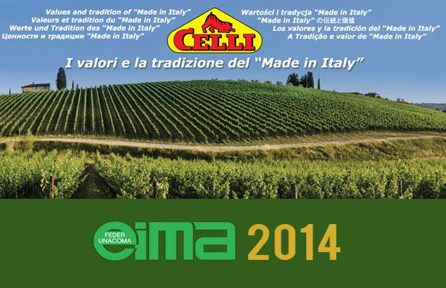 Celli - I valori e la tradizione del made in italy