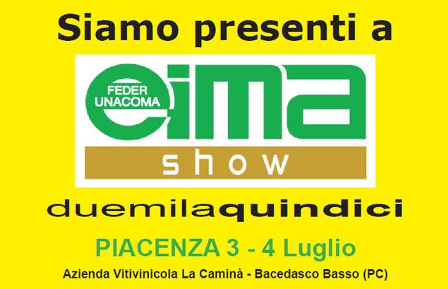 Saremo presenti a Eima 2015